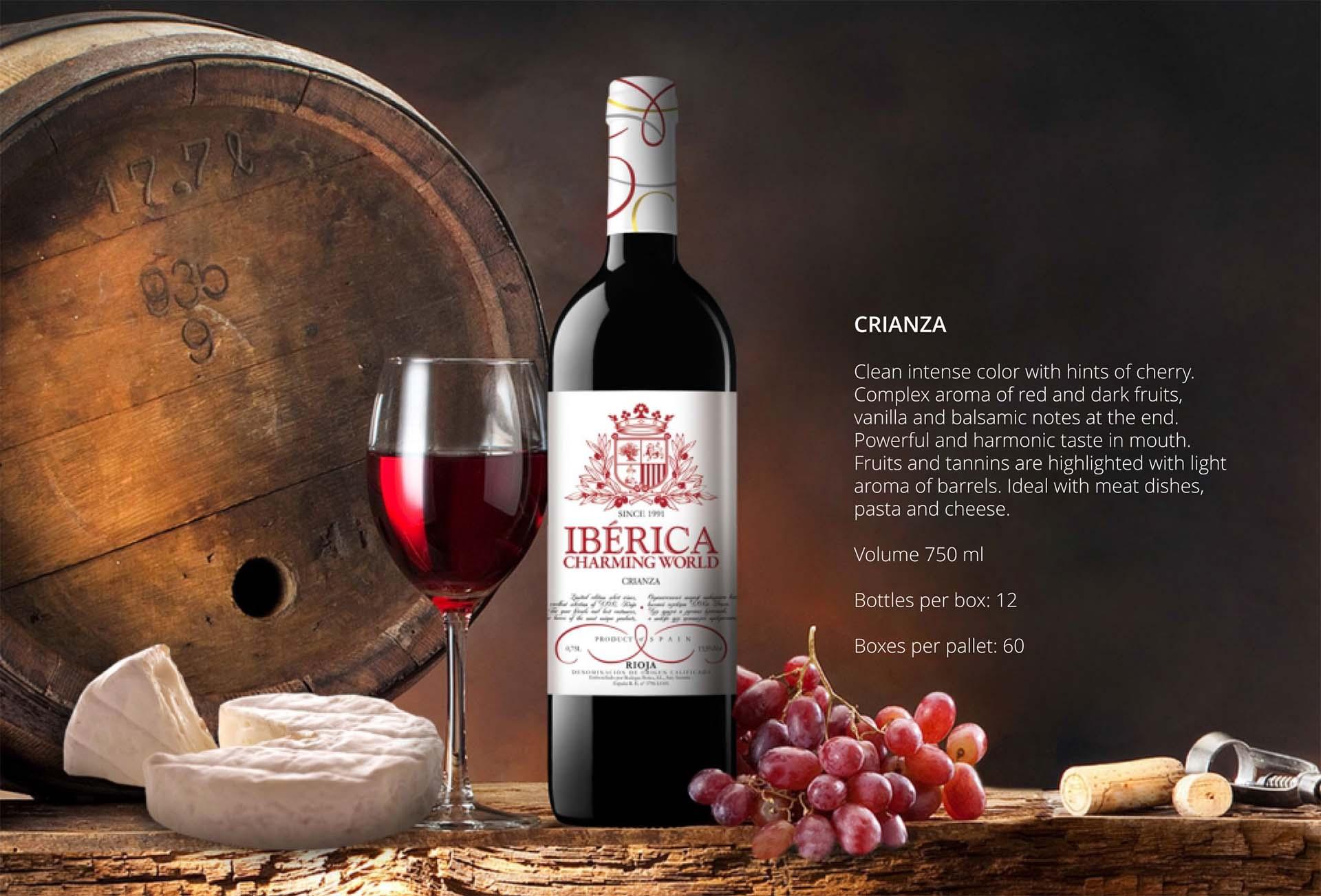 Iberica Catalogo de Vino 4
